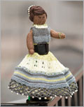 Topsy-Turvy Doll – Free Pattern and Directions, Part 3