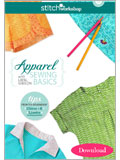 Apparel Sewing Basics