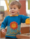 Crochet for Children: Lion Oh! Sweater