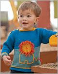 Crochet for Children: Lion Oh! Sweater