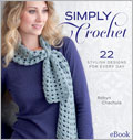 Crochet eBooks: Simply Crochet eBook