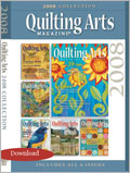 Quilting Arts 2008 Collection