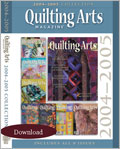 Quilting Arts 2004-2005 Colleciton