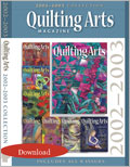 Quilting Arts 2002-2003 Collection