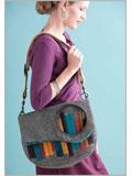 Drop-Top Messenger Bag