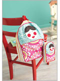 Russian Doll Backpack + Wallet