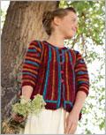 Children's Crochet Patterns: Russet Jacket