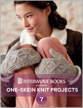 one-skein knit projects