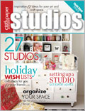 Art Studio Ideas: Studios Winter 2012