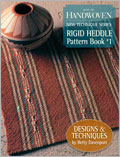 New Technique Series: Rigid Heddle Pattern Book 1 PDF