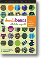 Doodle Beads with Leslie Rogalski: Learn 12 Basic Seed Bead Stitches