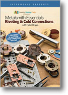 Metalsmith Essentials Riveting & Cold Connections DVD