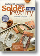 How to Solder JewelryVolume 2 DVD