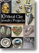 10 Metal Clay Jewelry Projects