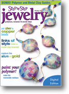 Step by Step Jewelry: Polymer, Ceramic, and Metal Clays, 2007