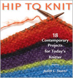 Knitting Patterns for Beginners: Hip To Knit Book