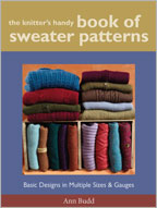 Knitting for Men: Knitter's Handy Book Of Sweater Patterns