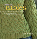 Discover Cable Knitting Stitches: Power Cables Book