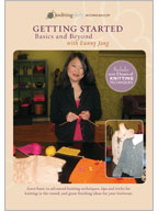 Knitting Techniques Resource: Getting Started Knitting - Basics and Beyond with Eunny Jang