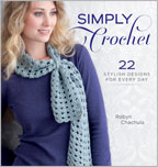 Simply Crochet 22 Stylish Designs for Every Day