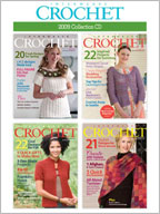 interweave crochet 2009 collection