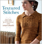 Knitting Sweater Patterns: Textured Stitches Book