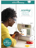 Stitch Workshop: Sewing Tips and Tricks