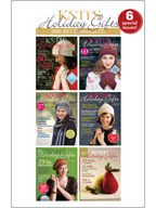 Knitting for Men: 2006-2011 Interweave Knits Holiday Gifts CD Collection