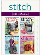 Stitch 2011 Collection CD