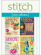 Stitch 2012 Collection CD