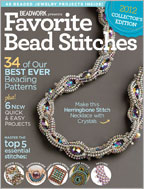 Favorite Bead Stitches 2012