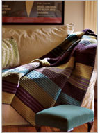 Changing Colors, Crochet Stripe Patterns: City Stripes