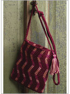 Tapestry Crochet Patterns: Tapestry Crochet Bag