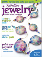 Step by Step Jewelry: Polymer, Ceramic, and Metal Clays