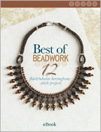 Best of Beadwork: 12 Flat and Tubular Herringbone Stitch Projects