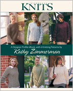 Cable Knit Pattern eBook: 6 Cable Knitting Patterns by Kathy Zimmerman