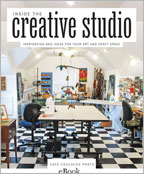 Make a Home Art Studio: Inside the Creative Studio