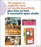 Craft Organization Ideas: 10 Projects to Organize Your Art Studio Beautifully