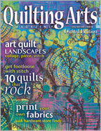 Quilting Arts April/May 2009