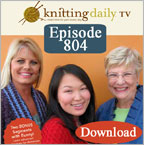 Knitting Techniques Resource: Knitting Daily TV, Episode 804