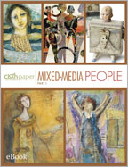 Mixed-Media Workshops: Mixed-Media People Part 1