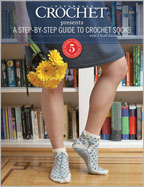 Learn how to Crochet Socks: A Step-By-Step Guide to Crochet Socks
