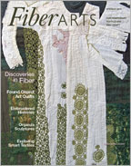 Fiberarts - April/May 2010