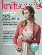 Knitted Sweater Patterns: Knitscene Fall 2011