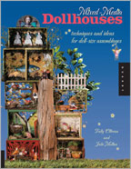 Dollhouse Crafts: Mixed-Media Dollhouses