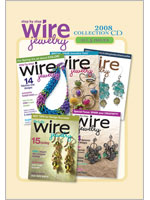 2008 Step by Step Wire Jewelry Collection CD