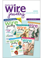 2009 Step by Step Wire Jewelry Collection CD