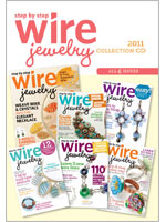 2011 Step by Step Wire Jewelry Collection CD