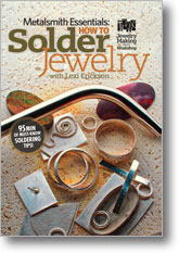 Metalsmith Essentials: How to Solder Jewelry