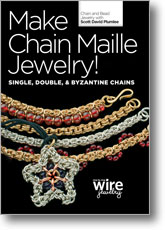Make Chain Maille Jewelry! Single, Double, and Byzantine Chains